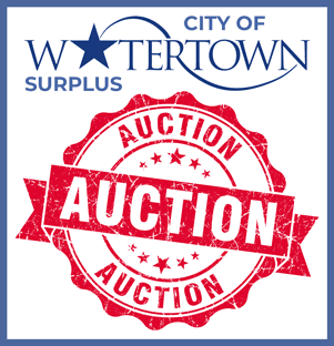 City of Watertown - Surplus Auction