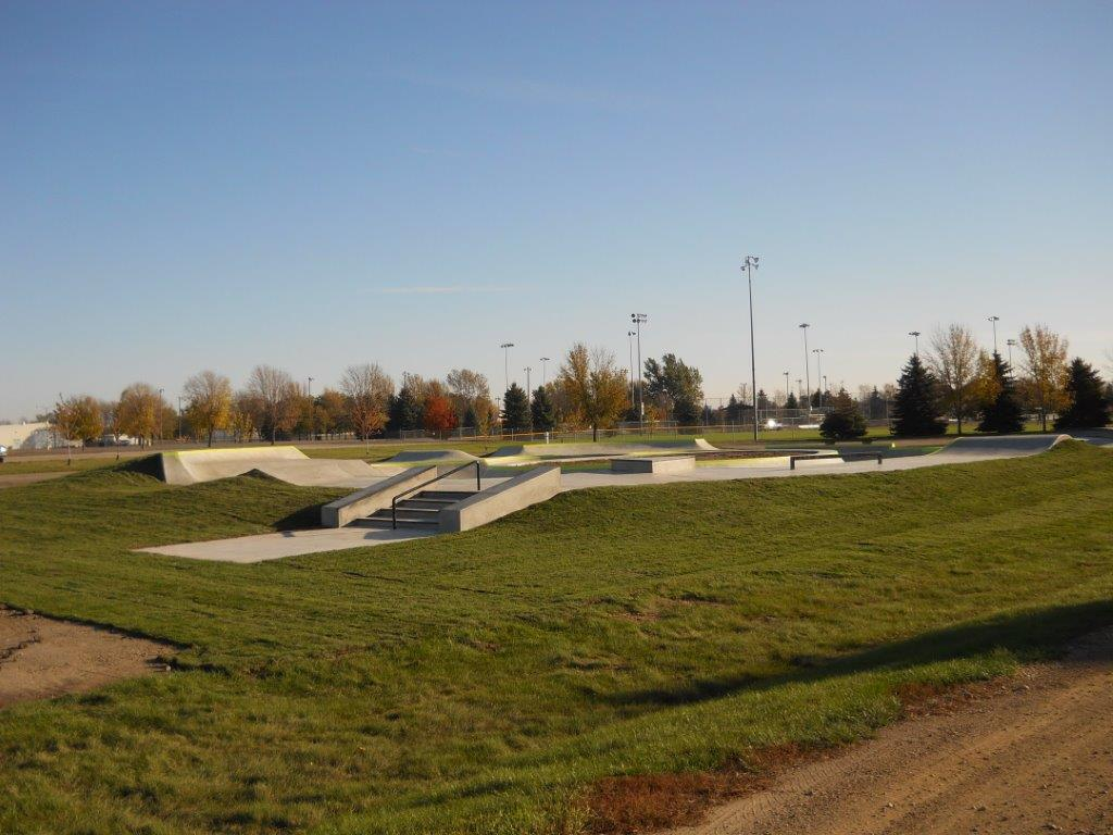 sod at skatepark 006