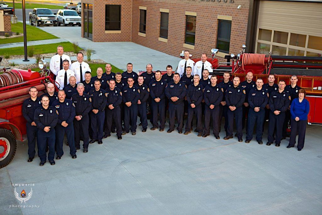 2013 Staff Photo