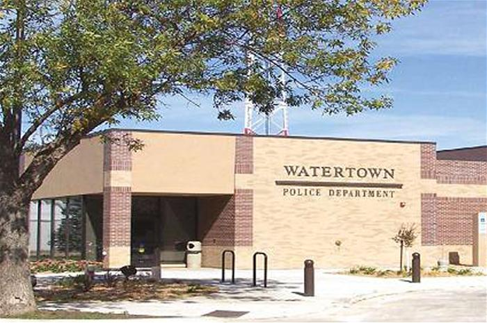 City Of Watertown Sd Police Department